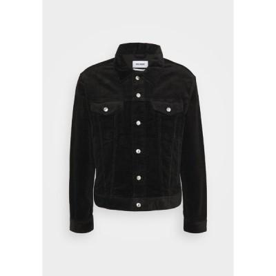 ウィークデイ ジャケット&ブルゾン メンズ アウター MILTON JACKET  - Summer jacket - black
