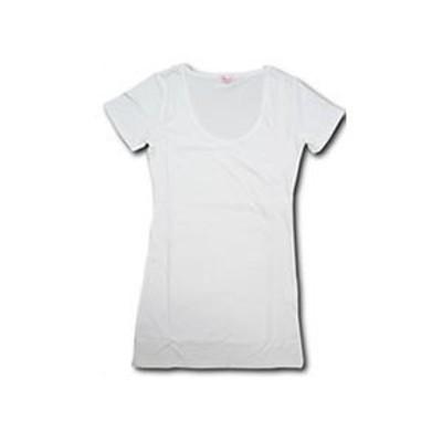 カットソー 深UネックTシャツ 30925-352 Tシャツ カットソー