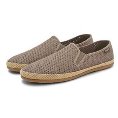 スリッポン VICTORIA ヴィクトリア 20031 CAMPING DE REJILLA CON TRENZA メンズ シューズ 靴 お取り寄せ商品 送料無料