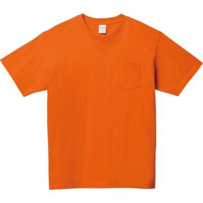 プリントスター Printstar 5.6オンス ヘビーウェイトポケットTシャツ 男女兼用 ユニセックス 00109−PCT X