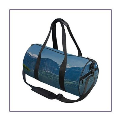 Sports Gym Bag Fishing Sailing Boat Yoga Gym Totes Handbag Travel Duffel Bags Shoulder Crossbody Fitness Sport Girl Men Women Doufle Bags Fo