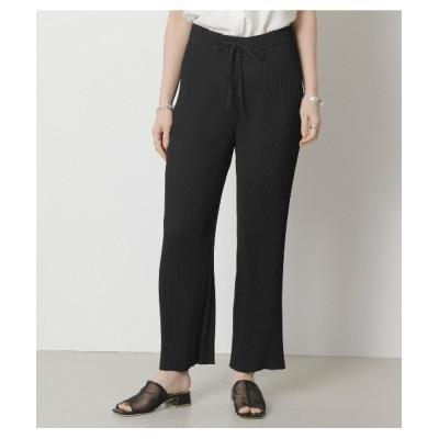 crie conforto / スリムプリーツパンツ WOMEN パンツ > スラックス