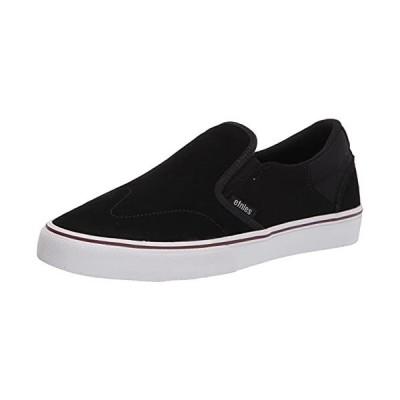 [エトニーズ] スケートシューズ MARANA SLIP BLACK 27.0 cm