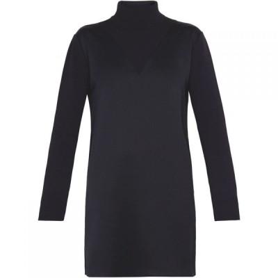 テッドベーカー Ted Baker レディース ワンピース チュニックドレス ワンピース・ドレス Mockable Roll Neck Tunic Dress Blue
