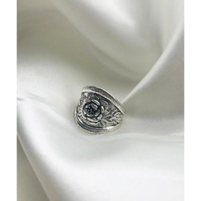 指輪 ボリュームデザインリング