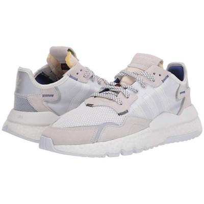 アディダス オリジナルス Nite Jogger メンズ スニーカー 靴 シューズ Footwear White/Footwear White/Footwear White