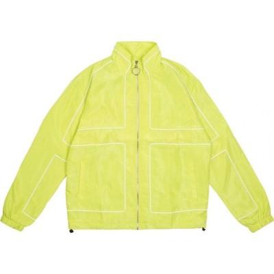 リフテッド アンカーズ Lifted Anchors メンズ ジャケット アウター Vector Jacket yellow/volt