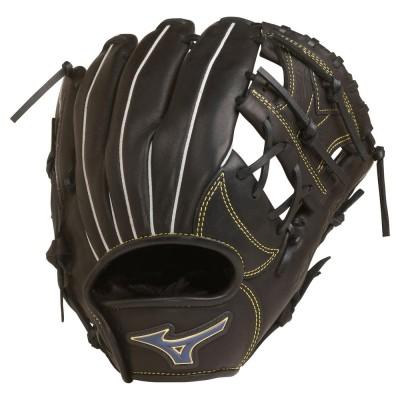 MIZUNO野球軟式用グラブ 内野手 一般 セレクト9 Soft Plus 1AJGR13203 09ブラック
