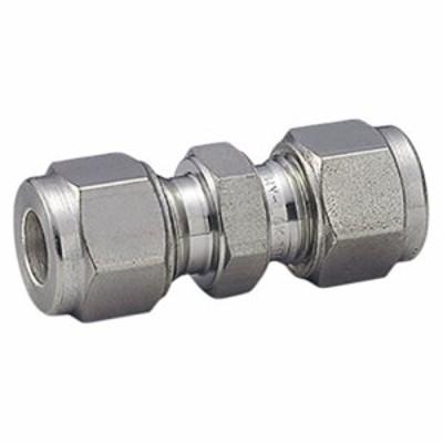 ハイロック社(韓国) チューブ継手ユニオンミリサイズ CUA-4M 4mm