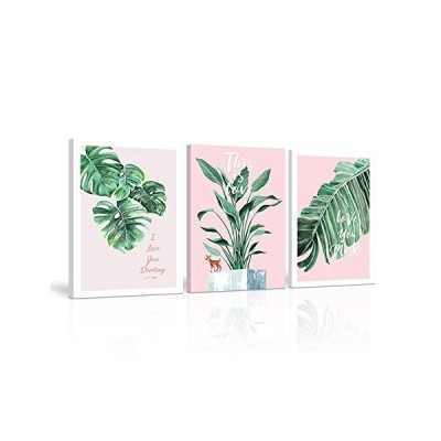 VV ART アートパネル 北欧シンプルグリーン植物みどり装飾 ウォールアート モダン 現代 ポスター 装飾画 部屋飾り 壁の絵 壁掛け ソ