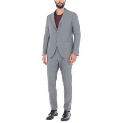 ラルディーニ LARDINI スーツ グレー 54 ウール 100% スーツ