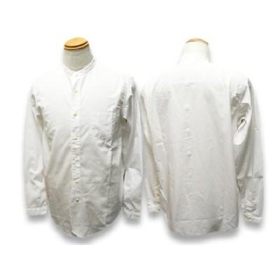 BLACK SIGN/ブラックサイン2020AW「Band Collar Immigrant Shirts/バンドカラーイミグラントシャツ」(BSFL
