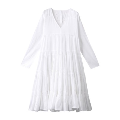 Merlette マーレット RODASドレス レディース ホワイト XS