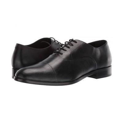 Gordon Rush ゴードンラッシュ メンズ 男性用 シューズ 靴 オックスフォード 紳士靴 通勤靴 Hughes - Black