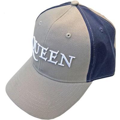 QUEEN クイーン (結成50周年 ) - Logo / キャップ / メンズ 【公式 / オフィシャル】