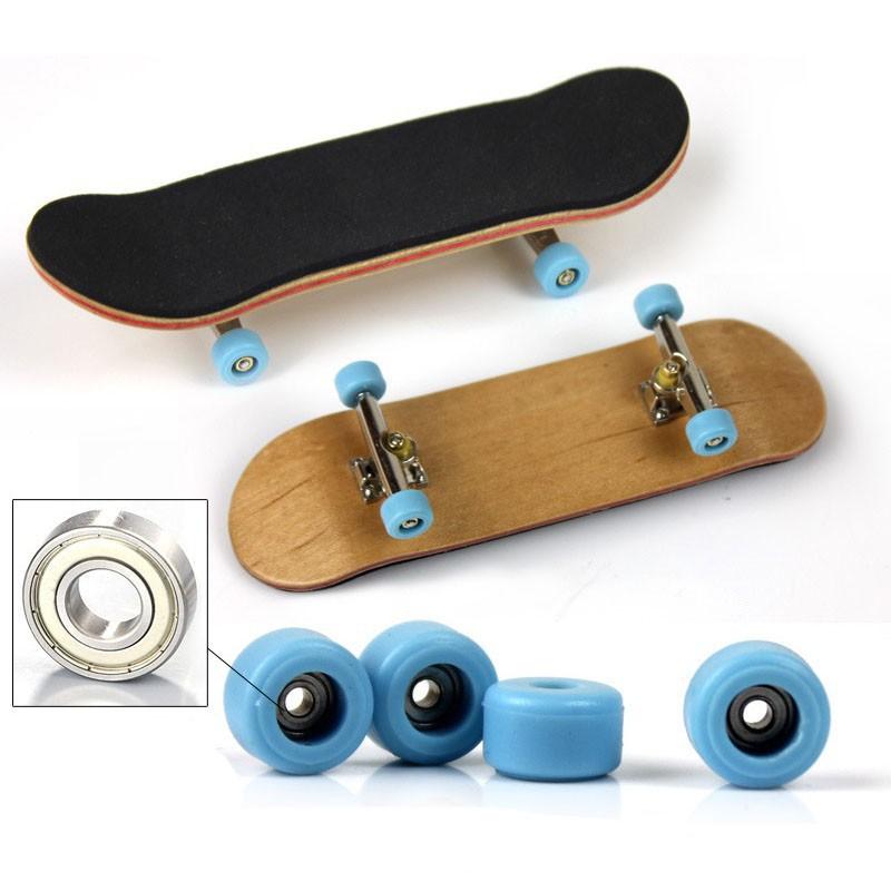 迷你滑板甲板指板手指滑板新奇兒童應力消除玩具【IU貝嬰屋】