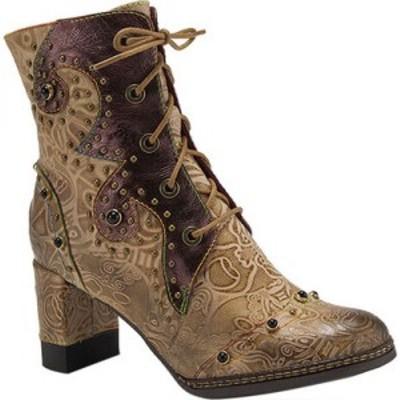 スプリングステップ LArtiste by Spring Step レディース ブーツ シューズ・靴 Jule Granny Boot