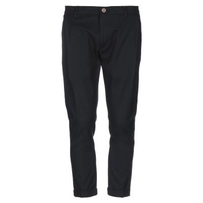 NEILL KATTER パンツ ブラック 46 コットン 96% / ポリウレタン 4% パンツ