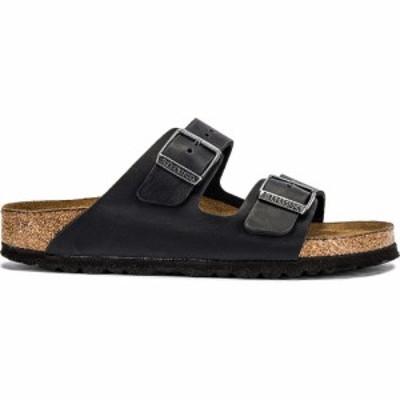 ビルケンシュトック BIRKENSTOCK レディース サンダル・ミュール シューズ・靴 arizona soft footbed sandal birkenstock Black