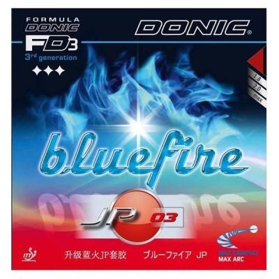 DONIC ドニック  DONIC 卓球 ラバー ブルーファイアJP03 AL068 レッド