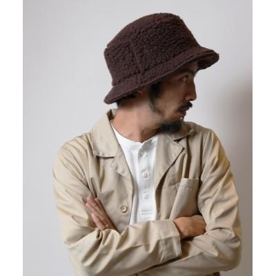 MIG&DEXI / BOA BUCKET HAT  ボアバケットハット MEN 帽子 > ハット