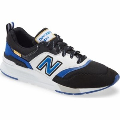 ニューバランス NEW BALANCE メンズ スニーカー シューズ・靴 997H Sneaker Black