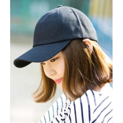 Shop無 / オックスフォードベースボールキャップ WOMEN 帽子 > キャップ