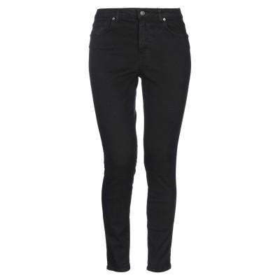 GAëLLE Paris パンツ ブラック 27 コットン 98% / ポリウレタン 2% パンツ