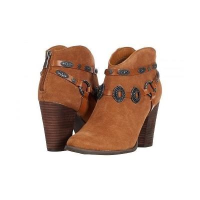 VOLATILE ヴォラタイル レディース 女性用 シューズ 靴 ブーツ アンクル ショートブーツ Claystone - Whiskey