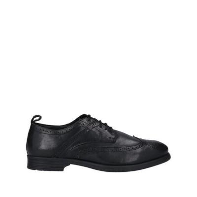 ANTONY MORATO レースアップシューズ  メンズファッション  メンズシューズ、紳士靴  その他メンズシューズ、紳士靴 ブラック