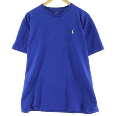 ラルフローレン ワンポイントロゴTシャツ メンズL /eaa070013