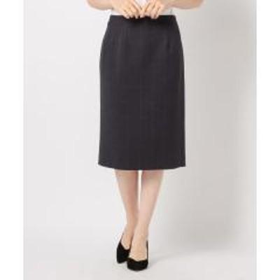 MEW'S REFINED CLOTHESウォッシャブルウィンドペンスカート【お取り寄せ商品】