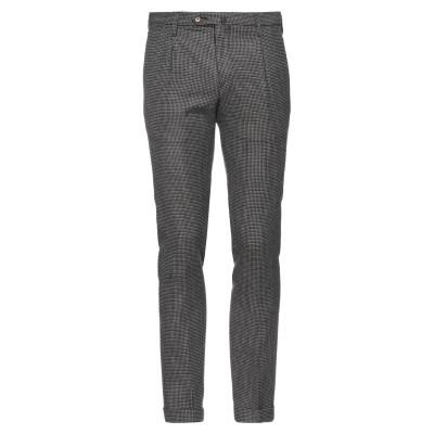 BRIGLIA 1949 パンツ ブラック 32 バージンウール 36% / アクリル 35% / コットン 29% パンツ