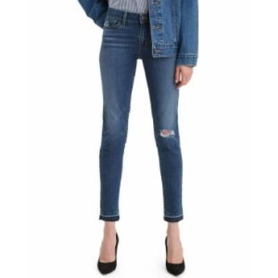 リーバイス レディース デニムパンツ ボトムス Women's 711 Skinny Jeans Maui Indigo