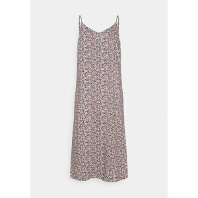 ビーヤング レディース ワンピース トップス JOELLA SLIP DRESS  - Day dress - rose tan rose tan