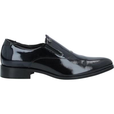 カルロ ピグナテーリィ チェリモーニャ CARLO PIGNATELLI CERIMONIA メンズ ローファー シューズ・靴 loafers Black
