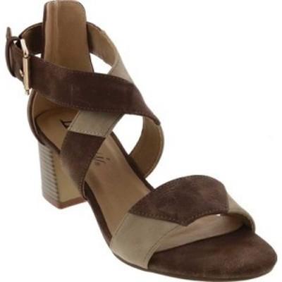 ベリーニ Bellini レディース サンダル・ミュール シューズ・靴 Patch Strappy Sandal Brown Combo