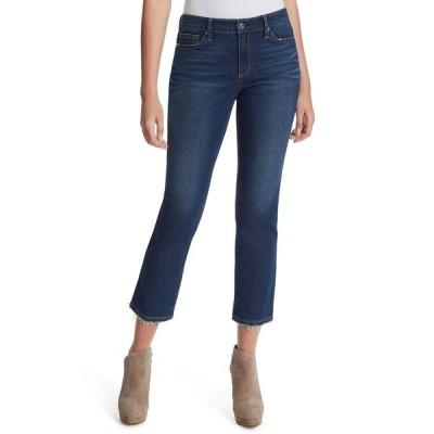ジェシカシンプソン デニムパンツ ボトムス レディース Arrow Frayed-Hem Ankle Jeans Emmett