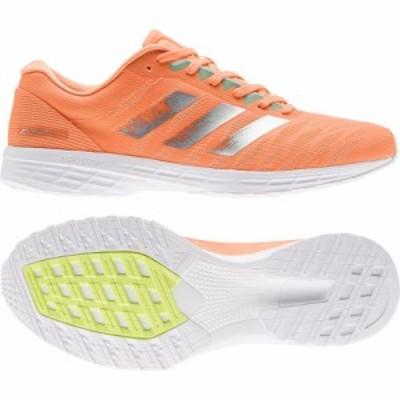 アディダス adidas ランニングシューズ ユニセックス ADIZERO RC 3 WIDE H69057