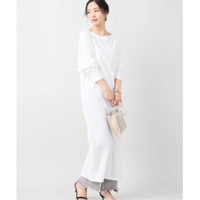 (Plage/プラージュ)【R'IAM】 tiedie マキシワンピース◆/レディース ホワイト