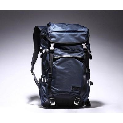 【ミニコンテナボックス付き】マスターピース バックパック/ネイビー メンズ ライトニング 02110-n master-piece