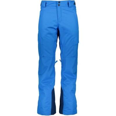 オバマイヤー Obermeyer メンズ スキー・スノーボード ボトムス・パンツ orion short pants Blue Vibes