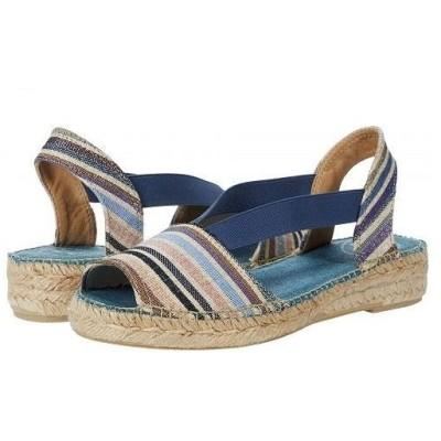 Toni Pons トニーポンズ レディース 女性用 シューズ 靴 ヒール Estel-MD - Blue