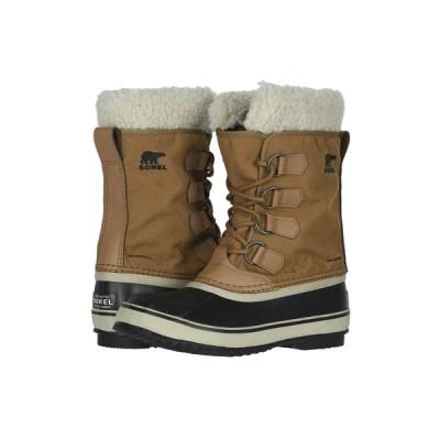 ソレル SOREL レディース ブーツ シューズ・靴 Winter Carnival(TM) Camel Brown 1