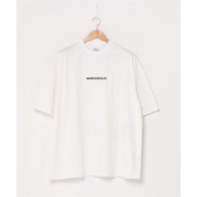 tシャツ Tシャツ MARK GONZALES/FRONT刺繍&PRINT S/S BIG TEE