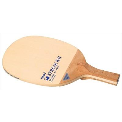 Nittaku NE-6676 卓球ラケット ストリーク R-H STREAK R-H 日本卓球(ニッタク) 2017年春夏モデル【取り寄せ】