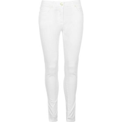 ビバ Biba レディース ジーンズ・デニム スキニー ボトムス・パンツ Stevie Stretch Skinny Jeans White Denim