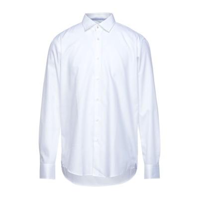 BOSS HUGO BOSS シャツ ホワイト 39 コットン 100% シャツ