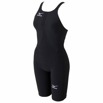 【特別価格・40%OFF】ミズノ 競泳水着 N2MG621172 サイズ女L ハーフスーツ FINA承認
