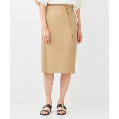 BEIGE, ELIYE / スカート CAMEL 4